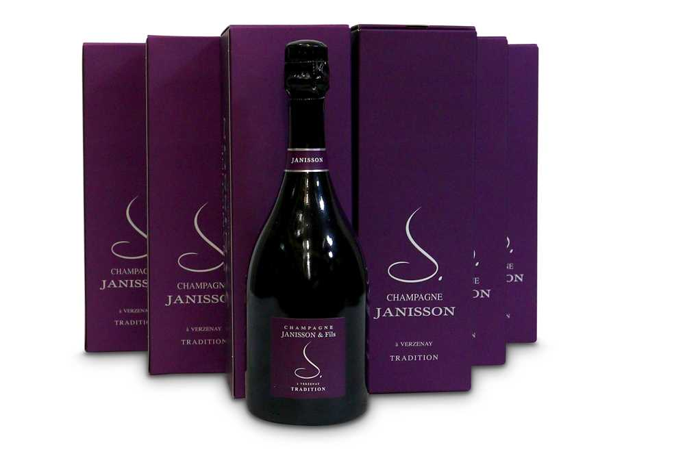 Lot 41-Janisson & Fils Tradition, Champagne NV