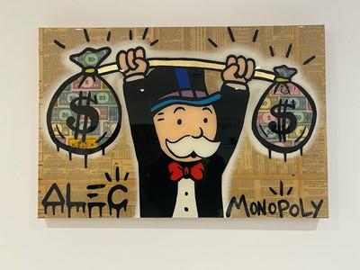 Lot 83-ALEC MONOPOLY (AMERICAN B.1986)