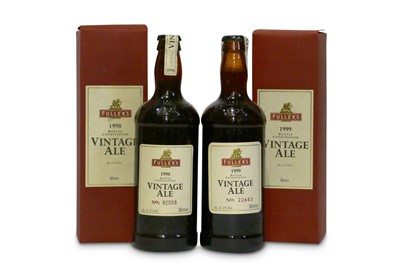 Lot 47-Fuller's Vintage Ale  1998 & 1999