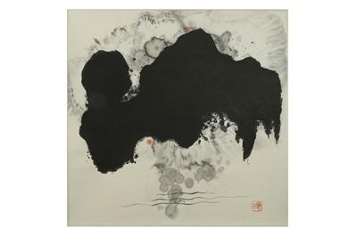 Lot 192 - SHEN BANLIANG (Sim Pang Liang, 1940 –). LANDSCAPE.