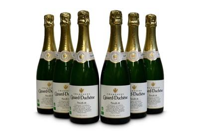 Lot 21-Canard-Duchene Brut, Champagne
