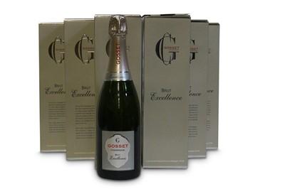 Lot 33-NV Gosset Brut Excellence, Champagne