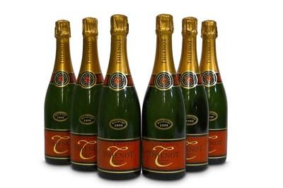 Lot 25-Thienot 'Grande Cuvee Alain Thienot' Millesime, Champagne 1999