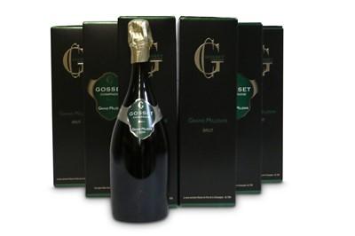 Lot 30-Gosset 'Grand Millesime' Brut, Champagne, 2004