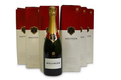 Lot 15-Bollinger Special Cuvee Brut, Champagne