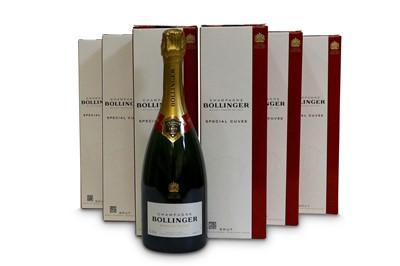 Lot 16-Bollinger Special Cuvee Brut, Champagne