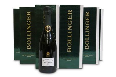 Lot 12-Bollinger Special Cuvee Brut, Champagne 2004