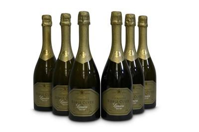 Lot 43-Lanson Noble Cuvee Brut Millesime, Champagne 1989