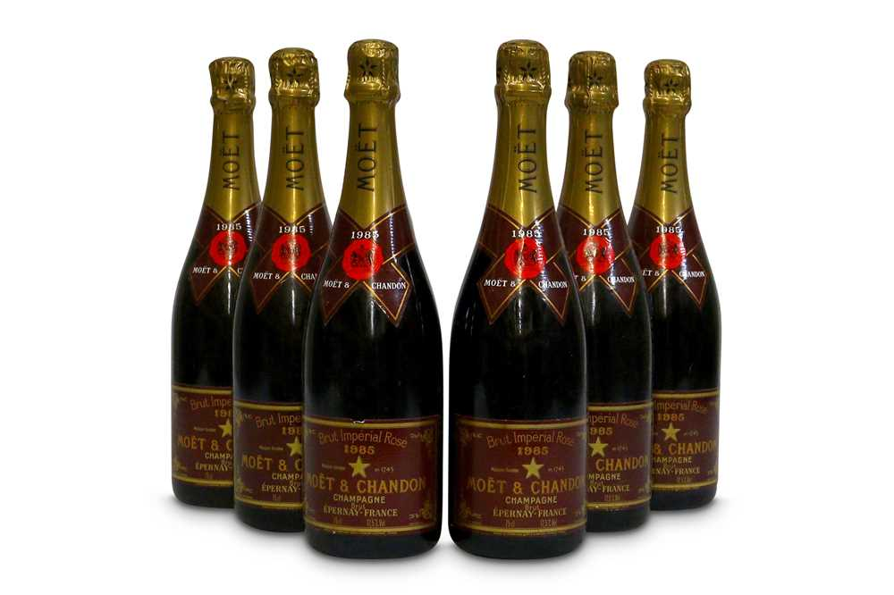 Lot 48-Moet & Chandon Brut, Champagne 1985