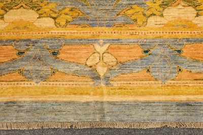 Lot 4-A FINE VOYSEY DESIGN CARPET