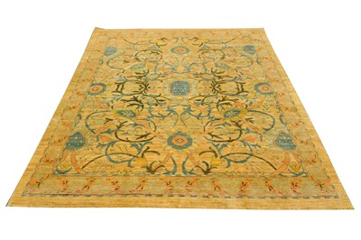 Lot 47-A FINE ARTS & CRAFTS DESIGN CARPET