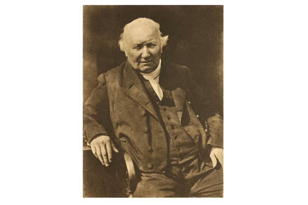 Lot 8-David Octavus Hill (1802 - 1870) Robert Adamson (1821-1848)