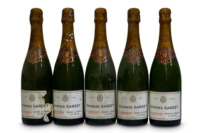 Lot 29-Georges   Gardet Champagne 1979
