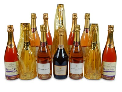 Lot 37-Assorted Sparkling Wines
