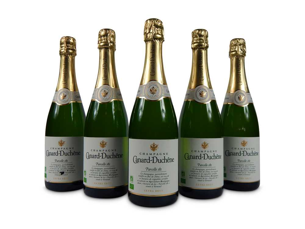 Lot 20-Canard Duchene Parcelle 181 Extra Dry Brut organic