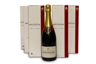 Lot 17-Bollinger Special Cuvee NV