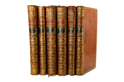 Lot 368-Picart (Bernard) The Ceremonies and Religious Customs and Customs