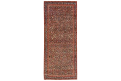 Lot 54-AN ANTIQUE NORTH-WEST PERSIAN KELLEH