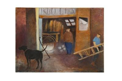 Lot 53-TESSA NEWCOMB (B.1955)
