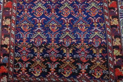 Lot 31-AN ANTIQUE MALAYIR KELLEH, WEST PERSIA