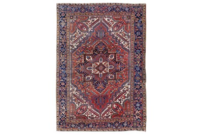 Lot 20-AN ANTIQUE HERIZ CARPET, NORTH-WEST PERSIA