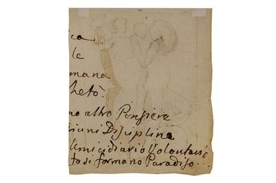 Lot 14-FORTUNATO DURANTI (MONTEFORTINO 1787 - 1863)