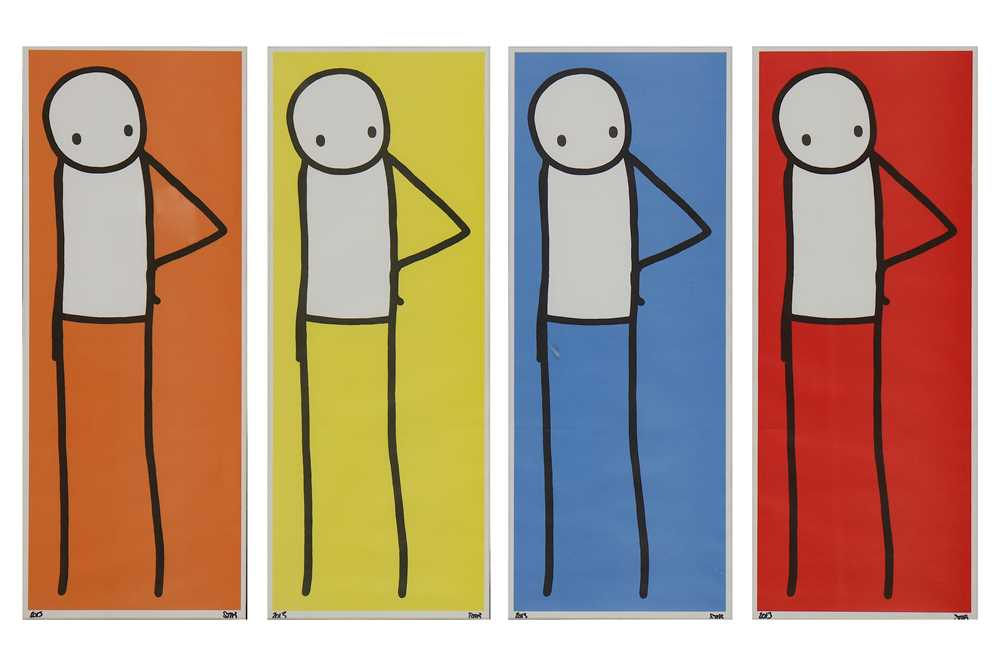 Lot 9-Stik (British), 'Japanese Big Issue'