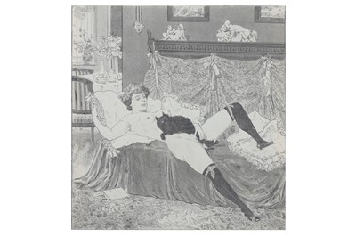 Lot 1038-Bayros (Franz von) and Emil Sartori