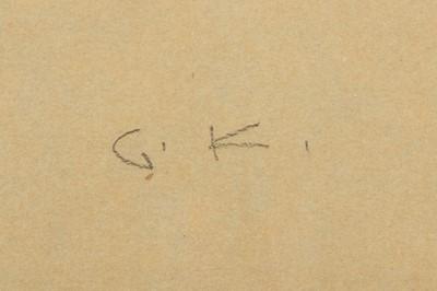 Lot 118 - GUSTAV KLIMT (AUSTRIAN 1862 - 1918)