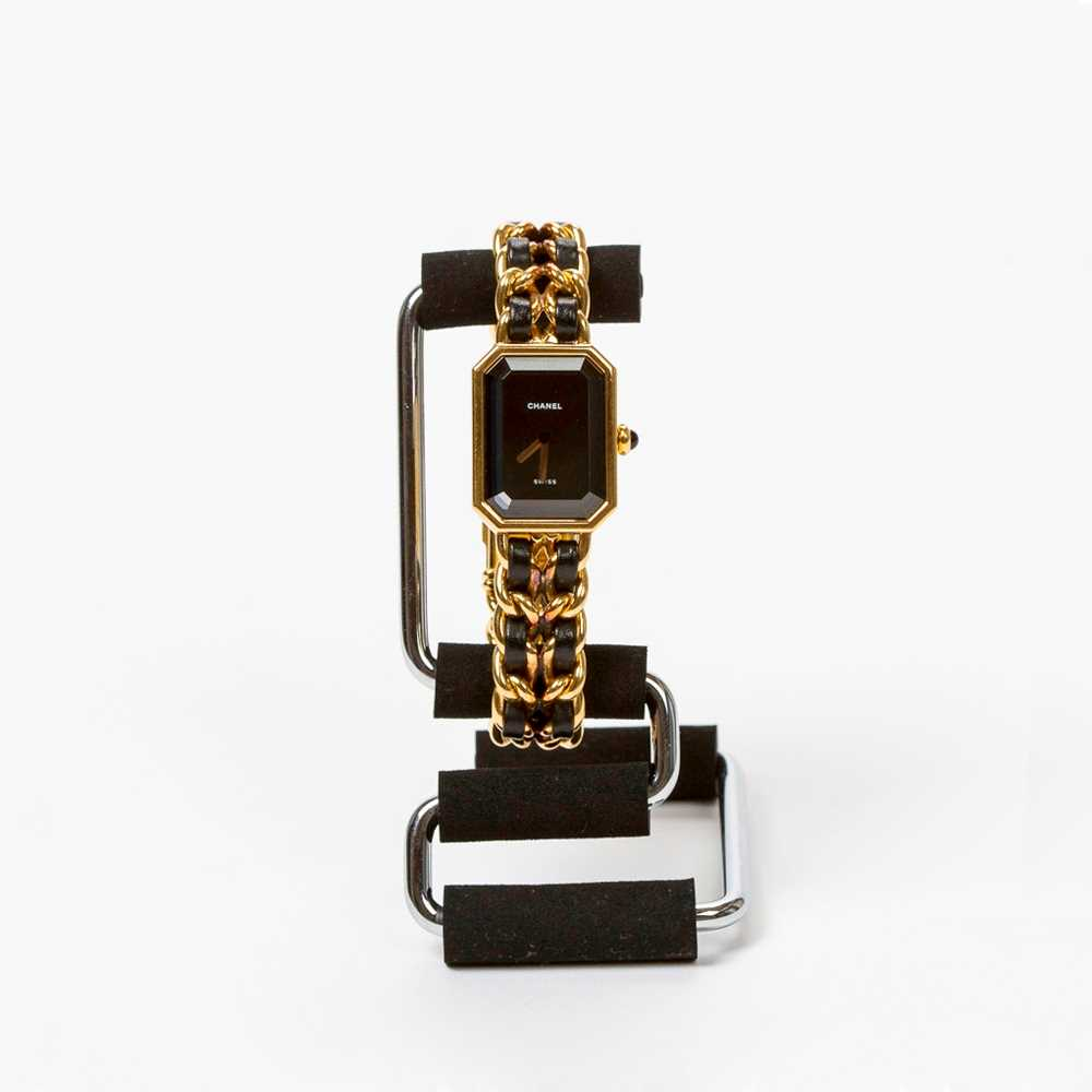 Lot 46-Chanel Premiere Watch - Size M