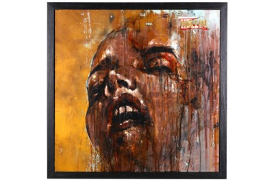 Lot 36-Guy Denning (British b.1965), 'What It All Boils Down To'