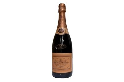 Lot 37-Veuve Clicquot Ponsardin Rose 1985
