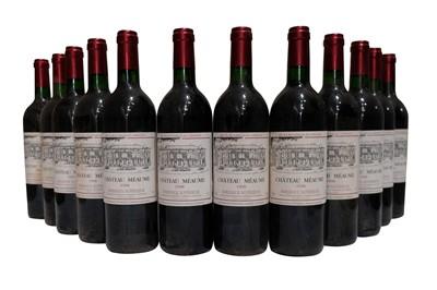 Lot 539 - Chateau Meaume Bordeaux Superieur 1998