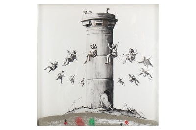 Lot 44-Banksy (British, b.1974), 'Walled Off Hotel (Box Set)'