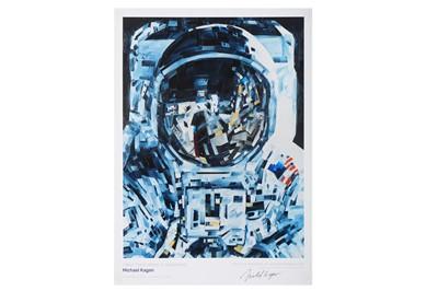 Lot 66-Michael Kagan (American, b.1980), 'Higher Places'