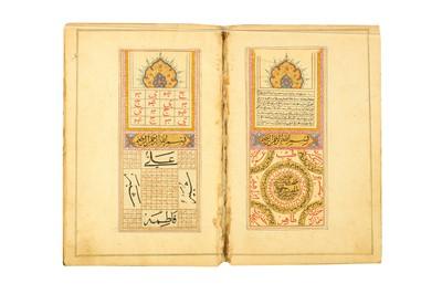 Lot 122 - A MANUSCRIPT OF SHI'A TALISMANIC CONTENT
