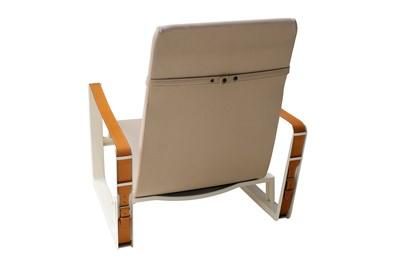 Lot 7-Jean Prouvé - A 'Cité ' armchair