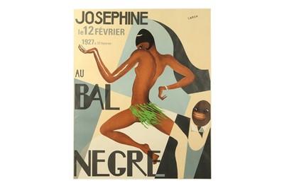 Lot 43-Poster - Josephine Baker