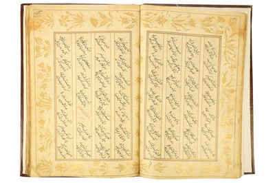 Lot 116 - TWO VOLUMES OF PERSIAN POETRY