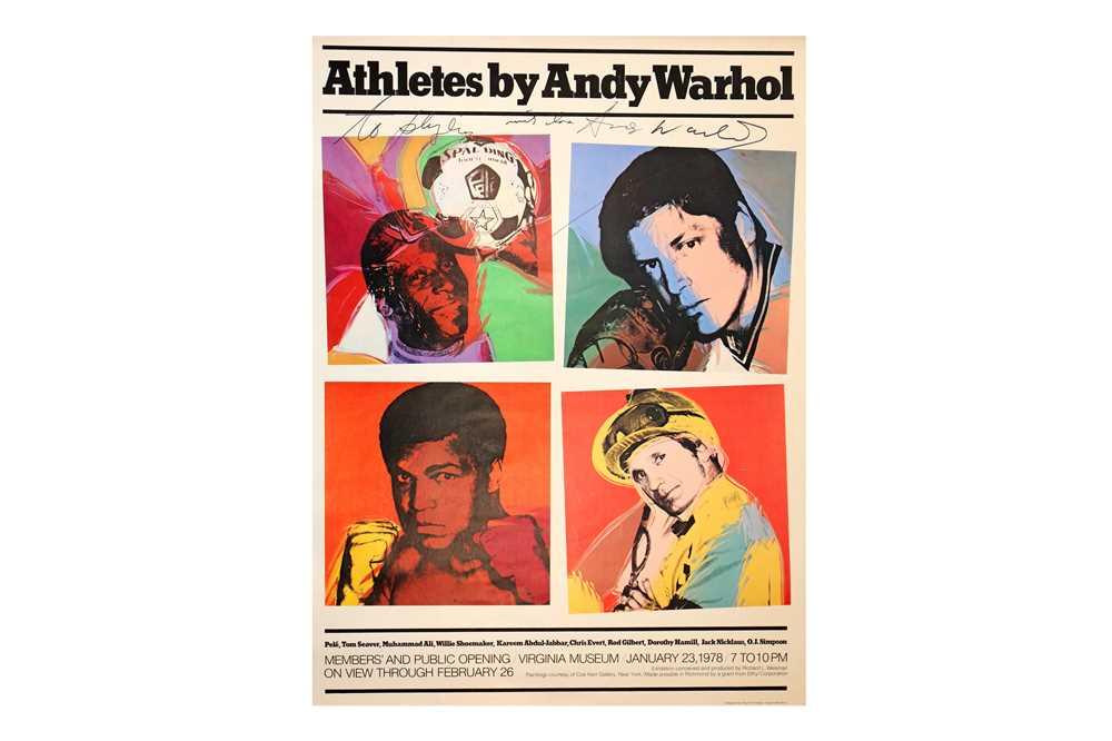 Lot 11-Warhol (Andy)