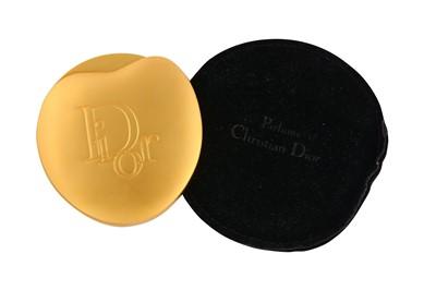 Lot 63-Christian Dior Heart Logo Mirror