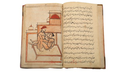 Lot 1005 - Illustrated Manual of Love-Making and Eroticism