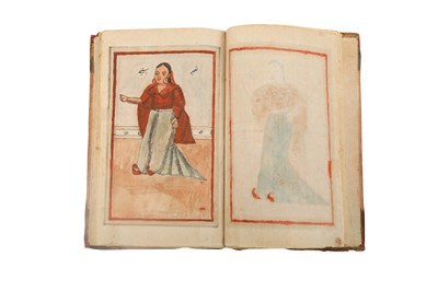 Lot 1005-Illustrated Manual of Love-Making and Eroticism