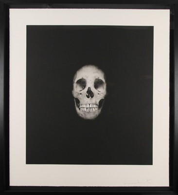 Lot 440 - DAMIEN HIRST (BRITISH B. 1965) I once was what...