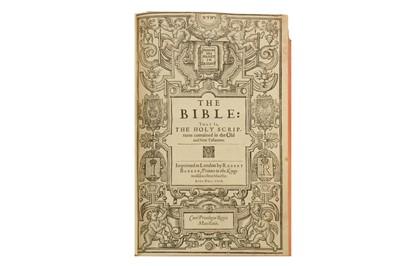 Lot 69-Bible, English