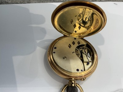 Lot 5-POCKET WATCH.