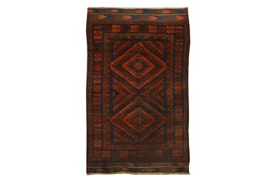 Lot 36 - AN ANTIQUE BALOUCH RUG, NORTH-EAST PERSIA