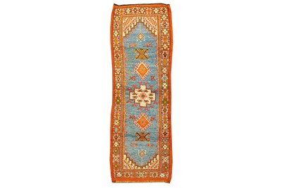 Lot 1 - A MOROCCAN RUG