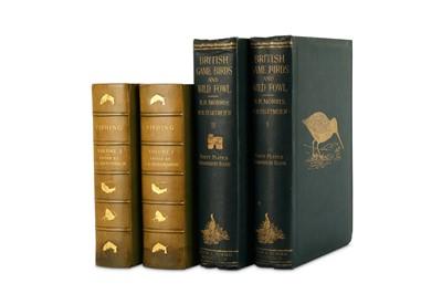 Lot 90-Natural History.-  Morris (Beverley R.)