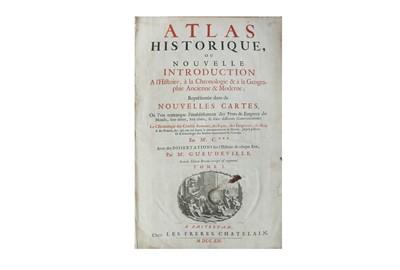 Lot 54-References Books.- Châtelain (Henri Abraham)